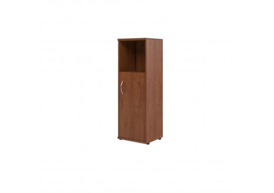 Шкаф узкий, цв. фр. орех, 406х365х1200