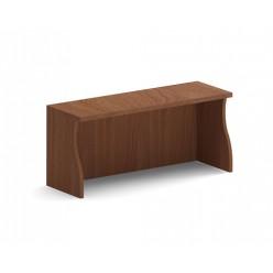Надставка на стол, цв. фр. орех, 1200х300х400