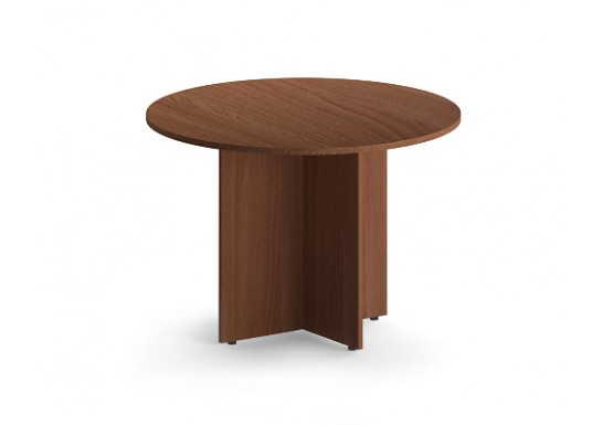 Стол для переговоров, цв. фр. орех, 1100х755