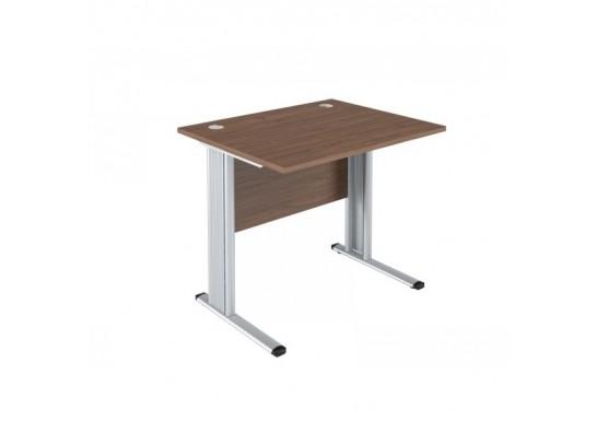 Стол письменный, цв. орех, 900х720х755