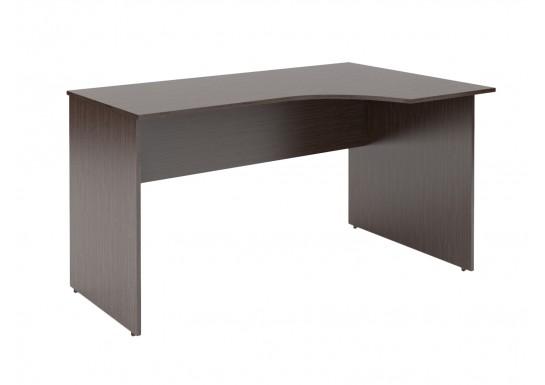 Стол эргономичный, цв. венге, 1400X900X750