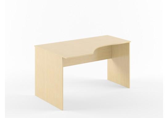 Стол эргономичный, цв. легно-светлый, 1400X900X750