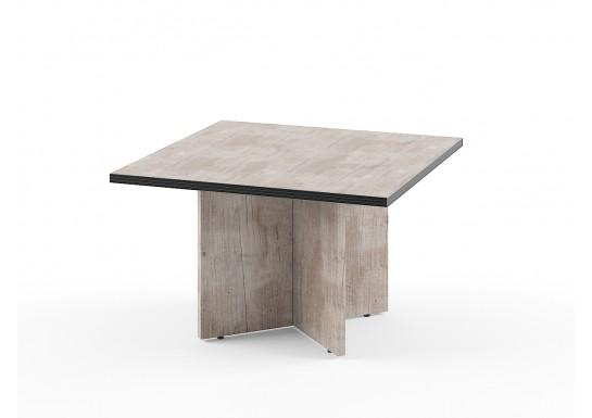 Конференц-стол, цв. дуб, 1200х1200х750