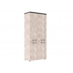 Шкаф для документов, цв. дуб, 850х430х1930