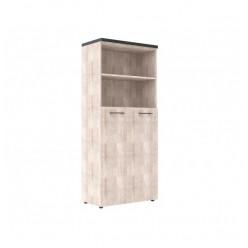 Шкаф бухгалтерский, цв. дуб, 850х430х1930