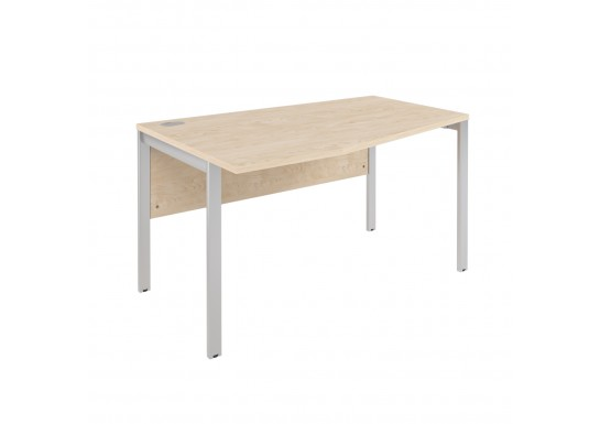 Стол письменный, цв. береза, 1200х700х750