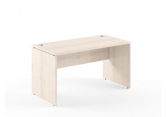 Стол письменный, цв. берёза, 1600х700х750