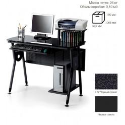 Стол компьютерный SB-T1073B черный