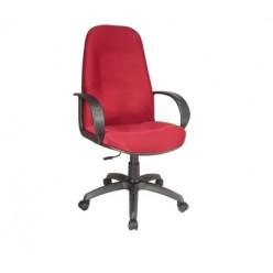 Кресло для персонала КР01.00.28 (мех. кач. с газлифтом)