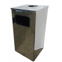 Урна для мусора Квадро-12