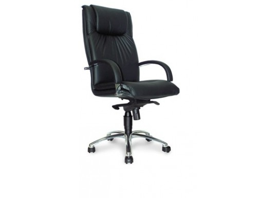 Кресло руководителя Артекс, кожа