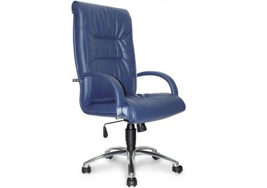 Кресло руководителя Бона, кожа
