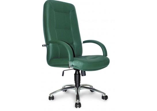 Кресло руководителя Идра, натуральная кожа